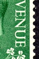 1941 Sg 485f ½d Pale Green Closed Final 'E' of Revenue Flaw Unmounted Mint