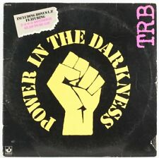 Tom Robinson Band , Power In The Darkness  Vinyl Record *USED*