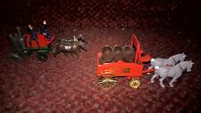 Pair of Model Stagecoaches by Lledo