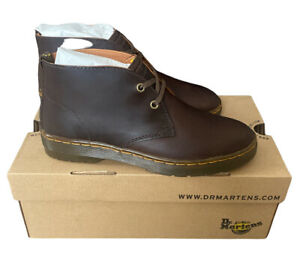 Dr Martens Brown Cabrillo Ankle Boots Gaucho Size 6