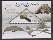 Congo - 2014, 1200f Seals (Phoques) sheet - MNH
