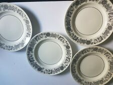 Manitou by Grindley Ironstone Side Sandwich Plate Lot England Vintage