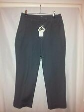 PJ JEANS N.Z ladies grey cropped pants size 10 BNWT RRP $169