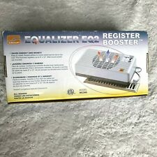 Suncourt Hc300 Equalizer Eq2 Heating Air Conditioning Register Booster Duct Fan