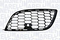 ALFA ROMEO Giuletta 2013- Facelift Front Left Matt Black Bumper Grille with PDC