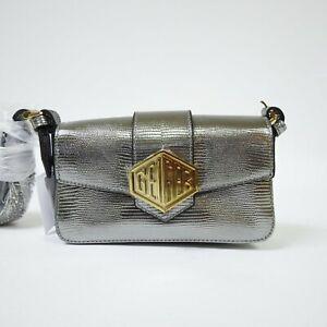Kurt Geiger Women's 20 Mini Bag Patent Leather Snakeskin Print Brand New BNWT