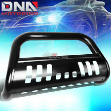 FOR 09-16 DODGE RAM 1500 TRUCK STAINLESS STEEL BLACK BULL BAR PUSH GRILL GUARD