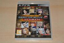 Dead or Alive 5 Ultimate PS3 Playstation 3
