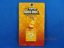 NINTENDO SUPER MARIO Bros CUBE KOOPA TROOPA Cake Topper Decoration + Sound A632B
