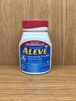 ALEVE Naproxen Sodium 220 mg 200 tablets Arthritis Cap Exp: MARCH 2020 #6488