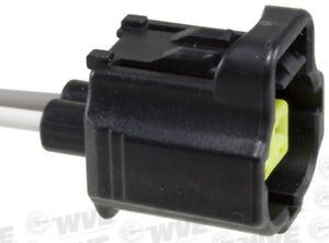 Idle Air Control Valve Connector Rear WVE BY NTK 1P1311
