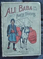 Ali Baba Or The Forty Thieves & Other Stories 1903