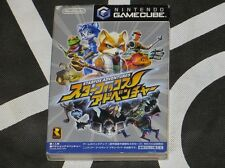 Gamecube GC Import Game Starfox Adventures Japan Region Locked