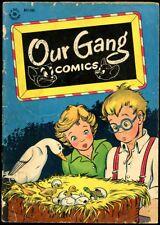 WALT KELLY & CARL BARKS art! - 1946 OUR GANG (aka LITTLE RASCALS) comic book #23
