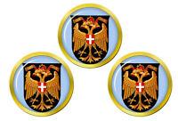 Vienna, Autriche Marqueurs de Balles de Golf