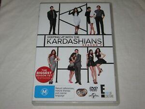 Keeping Up With The Kardashians - Season 7 - 5 Disc Set - VGC - Region 4 - DVD