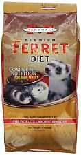 Marshall Premium Ferret Pet Diet Nutrition Healthy Rich Protein Omega Meat Bag