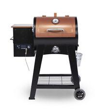 Pellet Grill Flame Broiler Meat Probe Outdoor Cooking Heavy Duty Dial In Digital