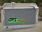 Aluminum radiator For MG MGA 1500/1600/1622/DE-LUXE MT 1955-1962 1956 1957 1961
