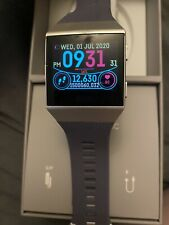 Fitbit Ionic Activity Tracker - Silver