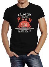 Señores t-shirt surf cáncer slim fit neverless ®