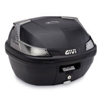 Adapterplatte inkl 36 Liter GIVI Monolock Topcase B360 Tech B360NT