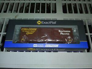 exactrail box car sp southern pacific