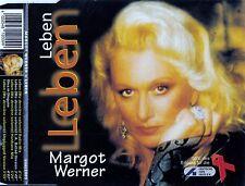 MARGOT WERNER : LEBEN / 5 TRACK-CD - TOP-ZUSTAND