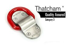 abba S1 Ground Anchor, Thatcham category 3 approved, Motorcycle Security