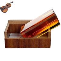 box - verpackung string musikinstrument accessoire erhu geige kolophonium