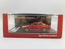 Ignition Model Red Metallic Nissan Nismo R34 GT-R Z-tune Japan Exclusive 1:64