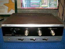 LAFAYETTE Solid State Stereo Amplifier  Model: LA-324