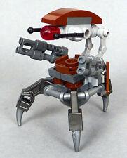 LEGO Star Wars - Droideka Minifigure, Separatist Destroyer Droid 75092 (NEW)