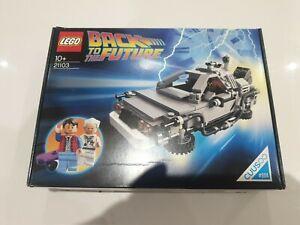LEGO Back to the Future Time Machine (21103)