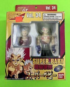 Dragon Ball GT Super Battle Collection - Super Baby - Vol. 34 - DBZ - 1998
