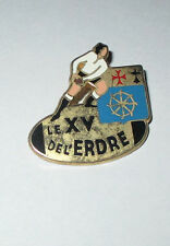 pin's Rugby / XV de l'Erdre (la Chapelle sur Erdre - Loire Atlantique) zamac