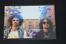 LMFAO signed Autogramm 13x18 cm In Person
