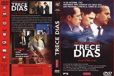DVD ★★★ TRECE DIAS ★★★ KEVIN COSTNER - HISTORIA - CUBA - MISILES