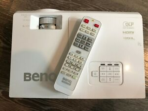 BenQ 1080p Business Projector Blu-ray Full HD 3D Support   MH741