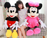 Giant 1m 39 in Disney Mickey Minnie Mouse Animal Soft Stuffed Plush Toys Doll