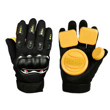 1 Pair Longboarding Gloves Slider Skating Gloves Protective Slide Roller