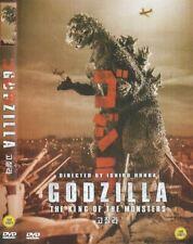 Godzilla (1954) Ishirô Honda / Momoko Kôchi / Akihiko Hirata [Dvd] Fast Shipping
