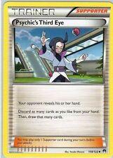 Psychic's Third Eye 108/122  x4  NM   BREAKPoint Pokemon Uncommon  Trainer