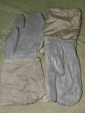 Surplus Us Army Trigger Finger Gloves with Inserts #4