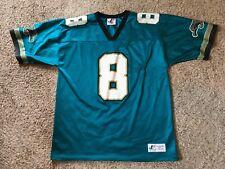 Vtg Logo Athletic Jacksonville Jaguars MARK BRUNELL Jersey Mens Sz Large
