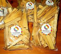 CHAKANA PALO SANTO WOOD | 1 POUND BAG |  4 INCH HOLY WOOD INCENSE STICKS