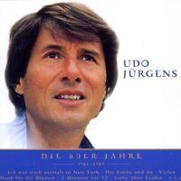 UDO JÜRGENS 'NUR DAS BESTE -DIE 80ER' CD NEU BEST OF
