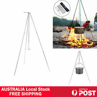 7Pc Outdoor Portable Hiking Camping Cooking Gas Stove Burner Pots Bowl Cookware
