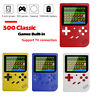 Retro Mini Handheld Video Games Console Gameboy Built-in 500 Classic Games Gift