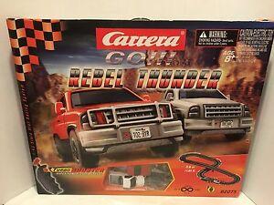 Carrera Go!!! Rebel Thunder 1:43 Scale Slot Racing System 62075